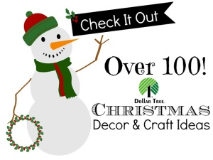 http://www.foxhollowcottage.com/2012/12/over-100-dollar-tree-Christmas-DIY-decor-craft-ideas.html