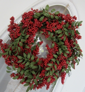 Pepper Berry Wreath